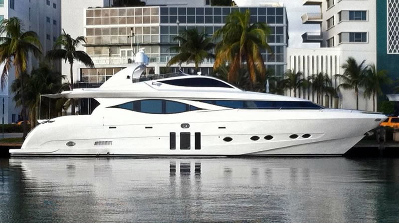 70-130 FT Miami Yachts & Luxury Boats