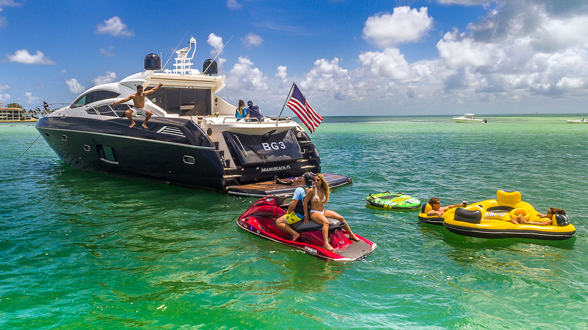 Miami Yacht Charters - Miami Yacht Rental Services